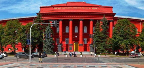 Taras Shevchenko National University Ukraine